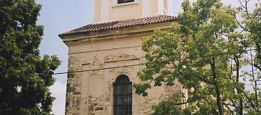 Kostelec nad Ohří - Kostel