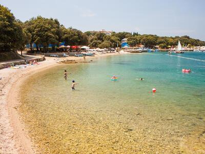 Písečná pláž v Lanterně | CK Capro