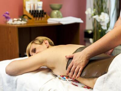 Masáže a wellness | CK Capro