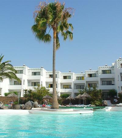 Club hotel Siroco