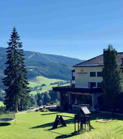 Alpenhof hotel - hotel