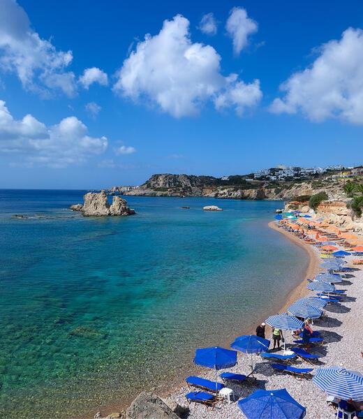 Argo - pláž