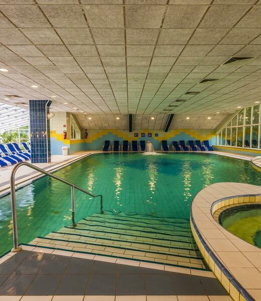 Hotel Lipa - termální bazén